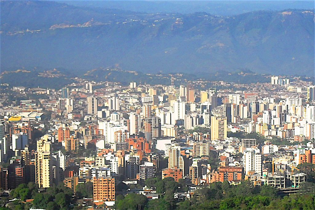 View of Bucaramanga, photo by EEIM