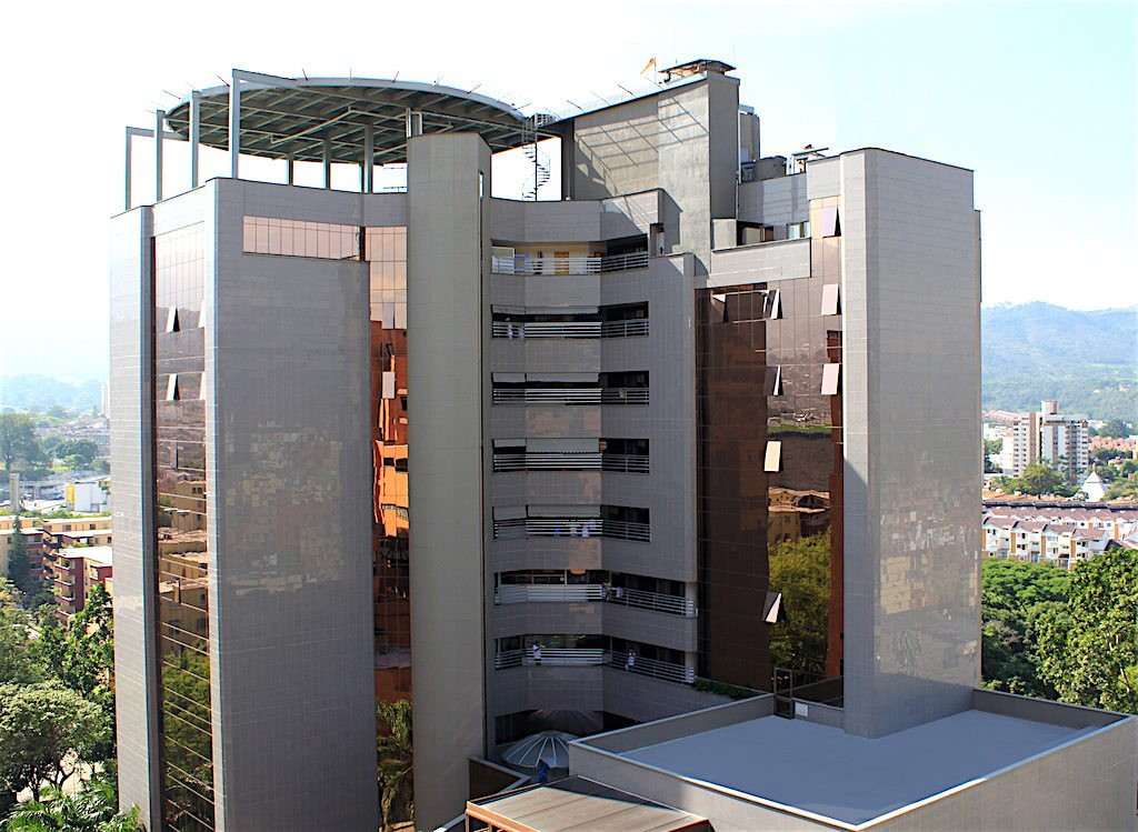 Fundación Cardiovascular de Colombia in Bucaramanga, photo by FCV Colombia