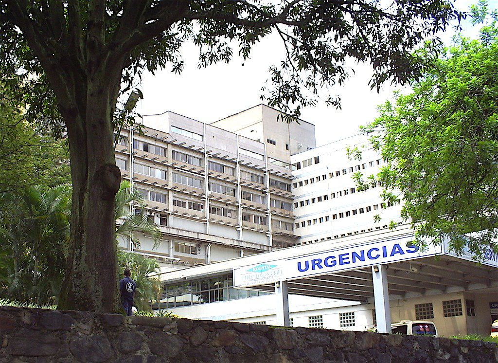 Hospital Pablo Tobón Uribe, the best hospital in Medellín, photo by SajoR